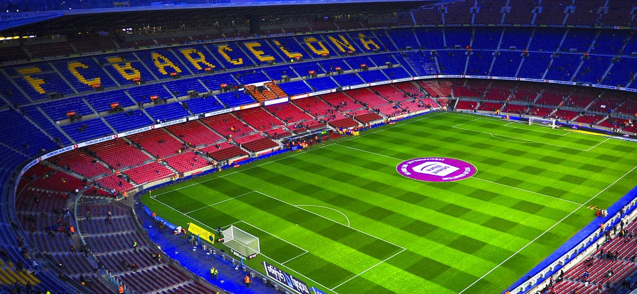 Camp nou could host mooted joshua parker bout the - Camp nou 4k wallpaper ...