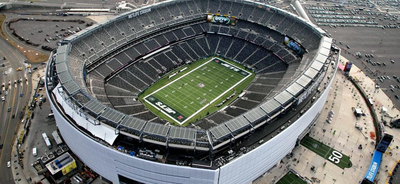 Metlife Stadium Jets