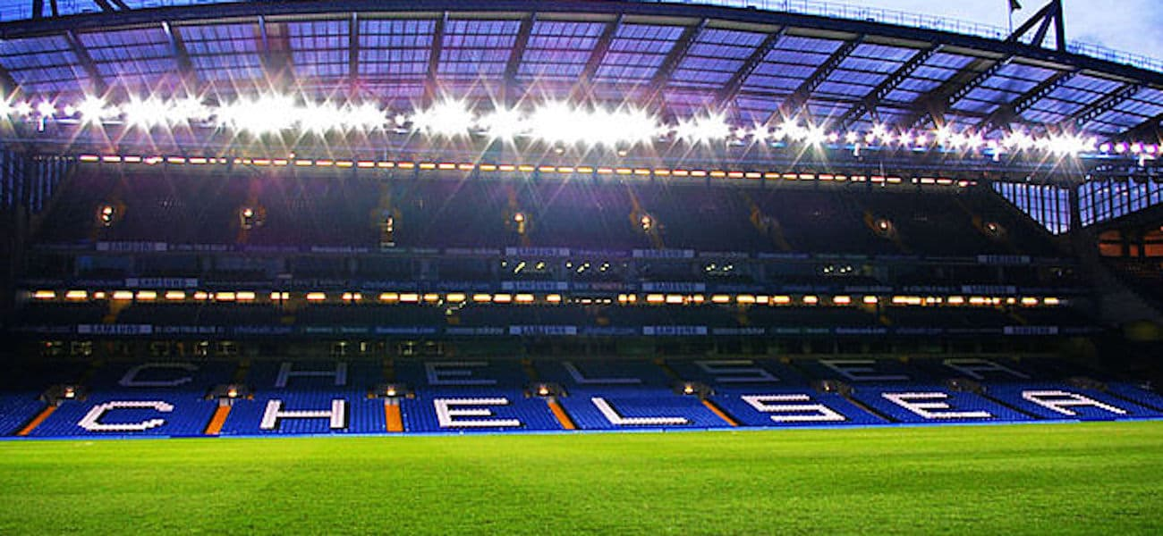 Chelsea's Stamford Bridge disabled access