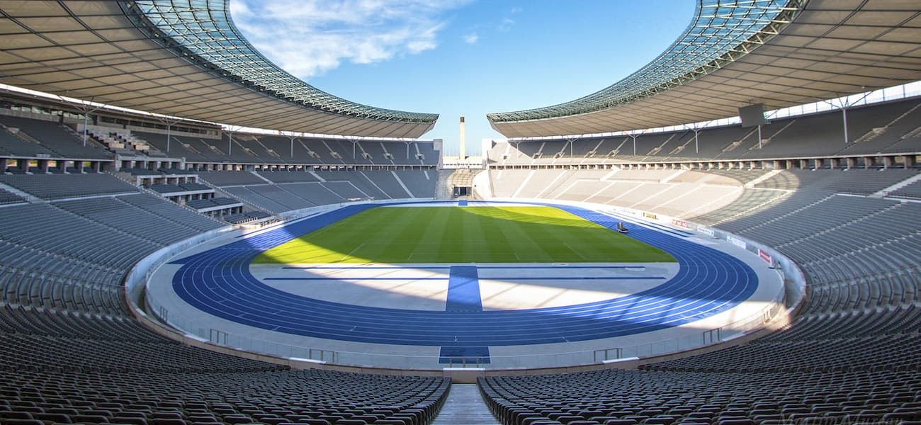 hertha berlin details plans for 55 000 seat stadium the stadium business. Black Bedroom Furniture Sets. Home Design Ideas