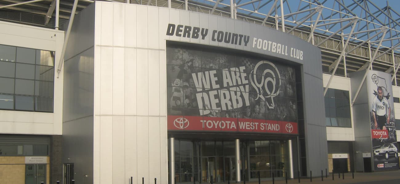 Derby County Pride Park