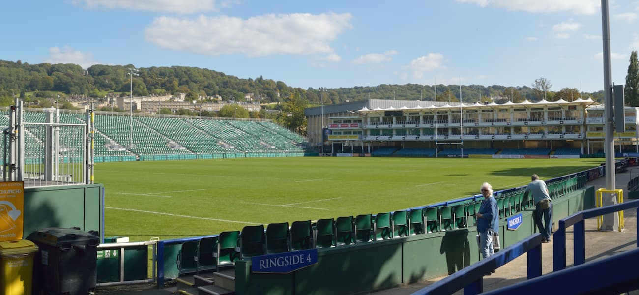 Bath Recreation rugby ground