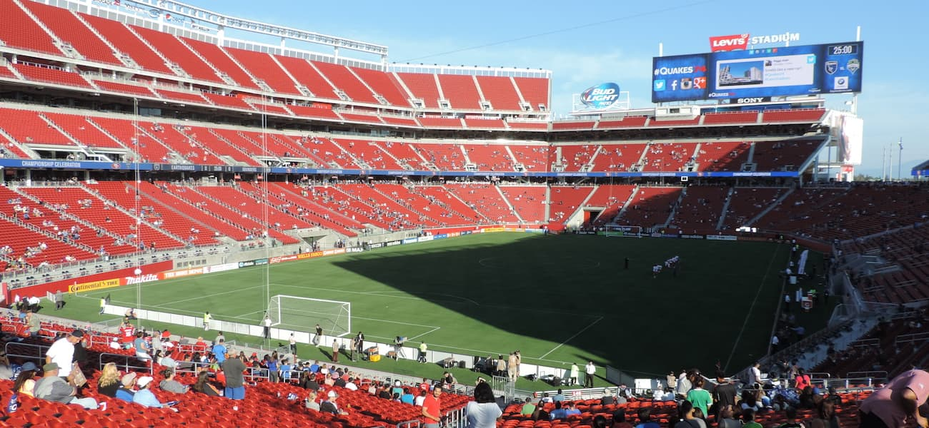 Levis Stadium Capacity >> 49ers To Celebrate History With Levi S Stadium Upgrades The