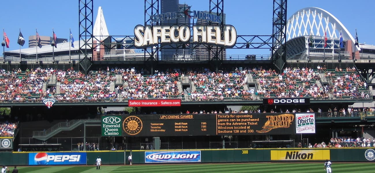 Safeco to end naming rights deal with Mariners' ballpark ...