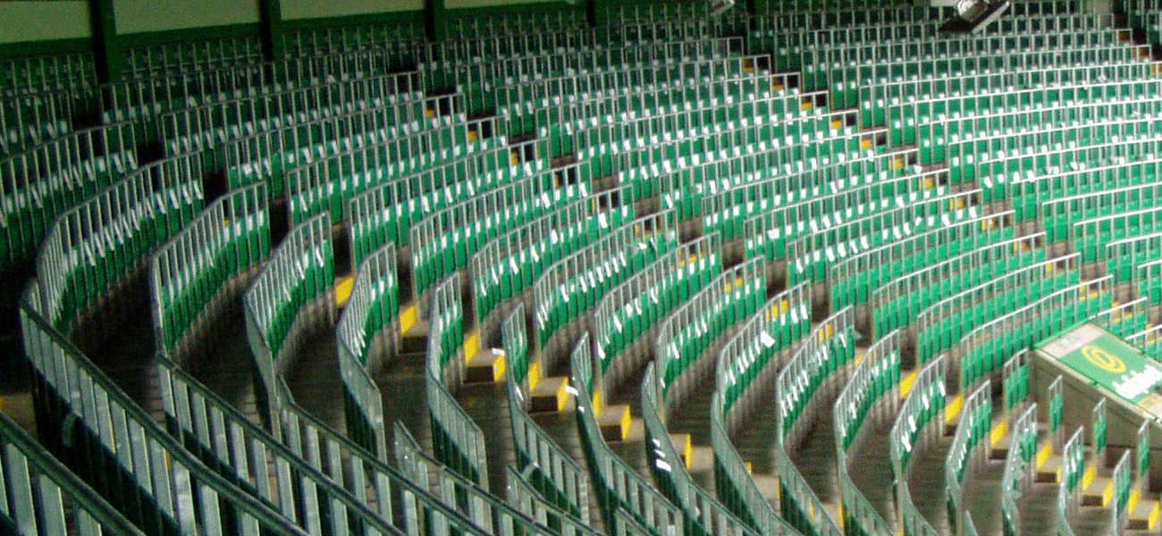 Celtic safe standing