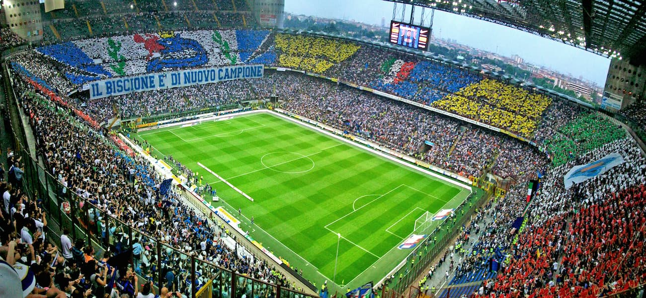 Image result for inter milan san siro