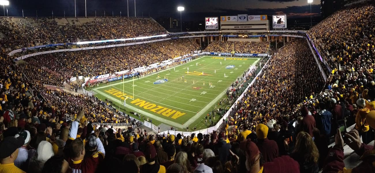 Sun Devil Stadium Arizona State