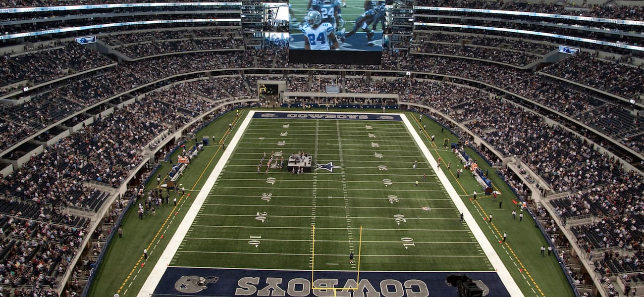 NFL revenue Cowboys Stadium