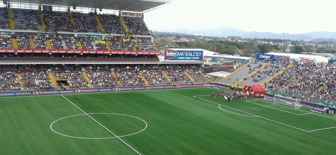 Estadio Saprissa Costa Rica bomb threat