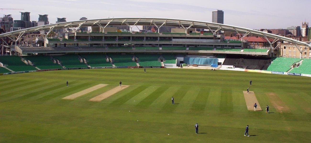 County championship Cricket The Oval