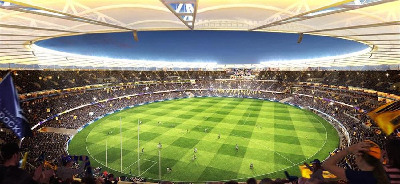 NRL, AFL, Perth Stadium