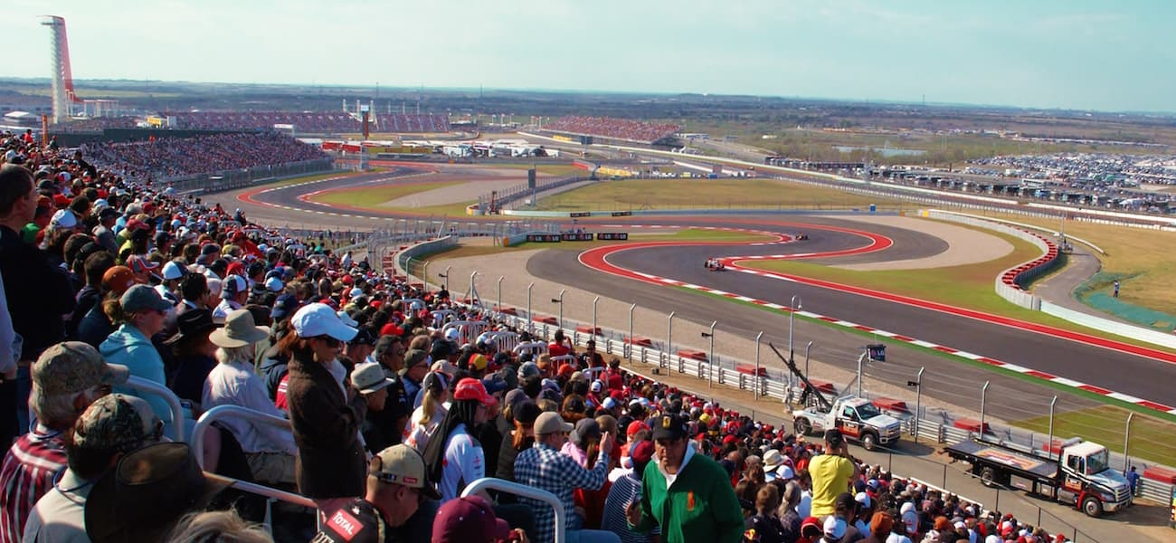 World RX Circuit of the Americas