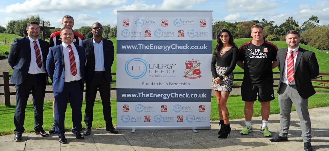 Swindon Town The Energy Check County Ground