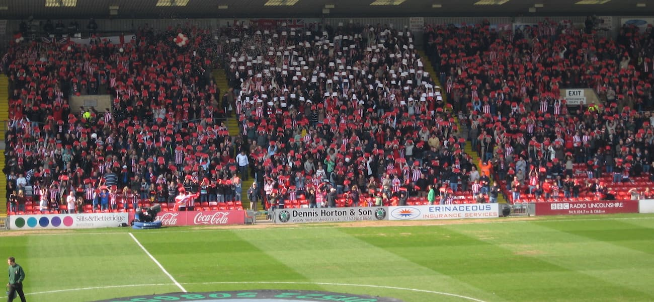 Lincoln City safe standing