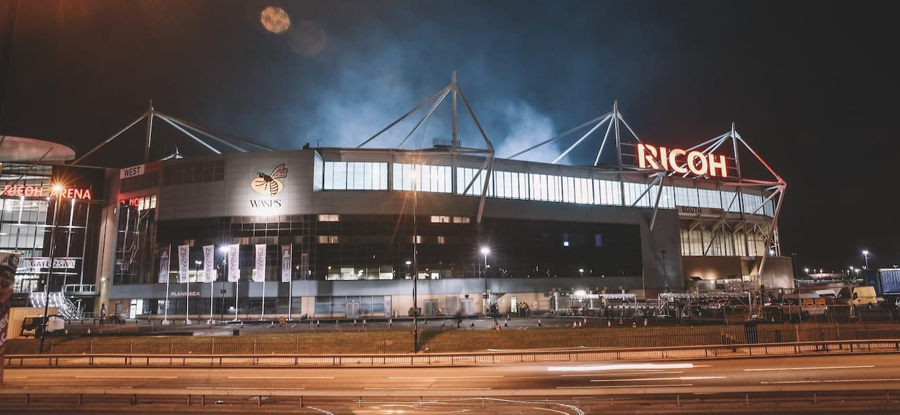 Ricoh Arena events