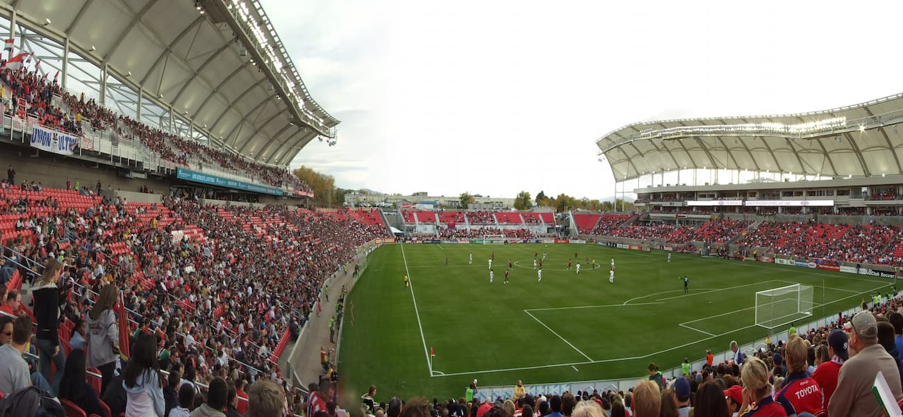 Rio Tinto Stadium AXS Real Salt Lake