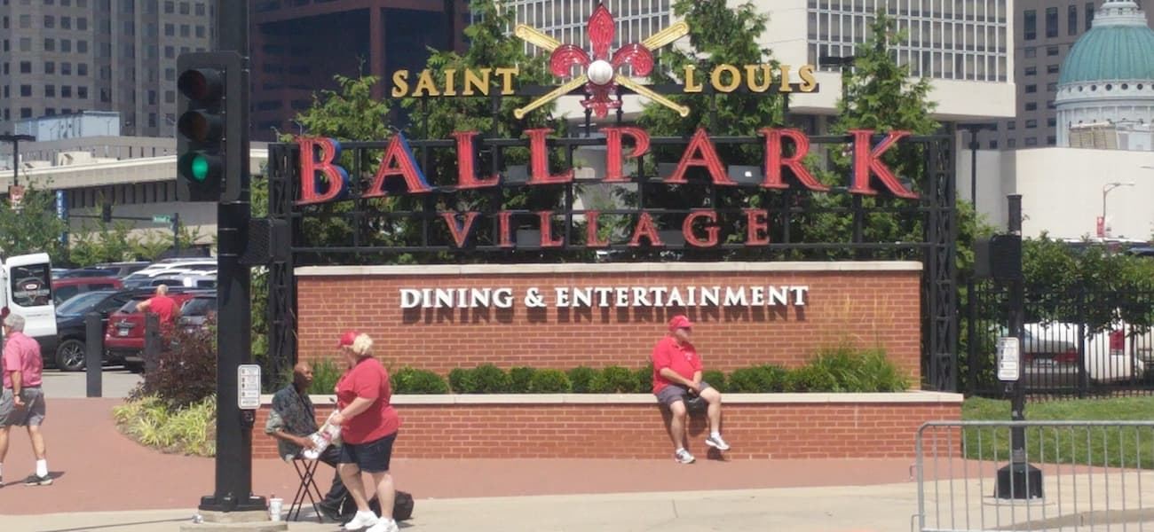 St.Louis Cardinals Hotel Ballpark Village