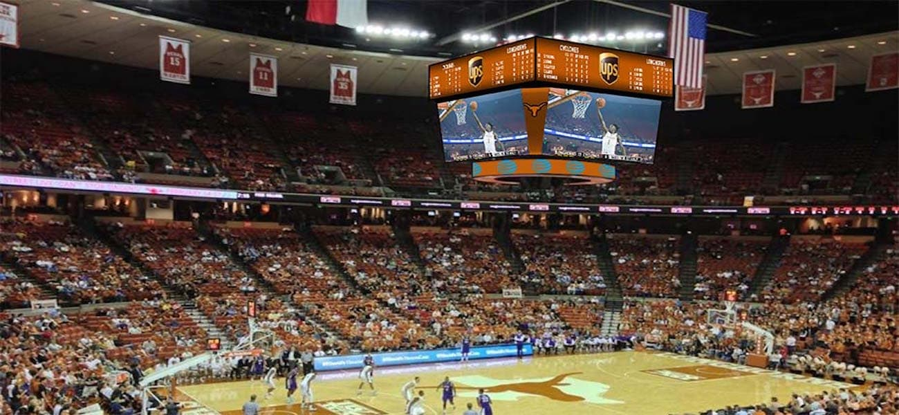 University of Texas Frank Erwin Center