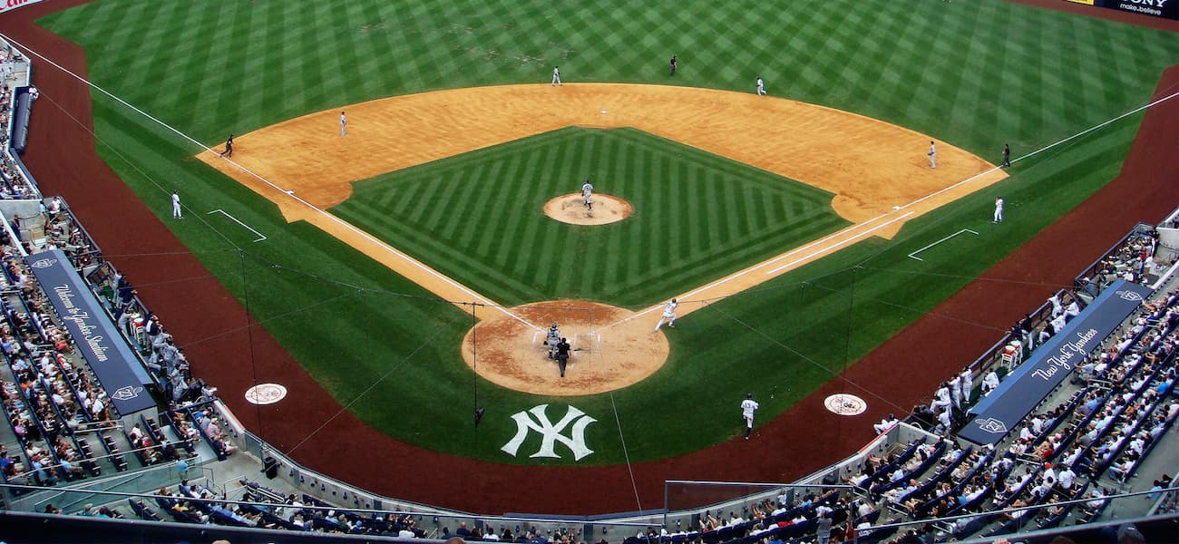 Yankees netting