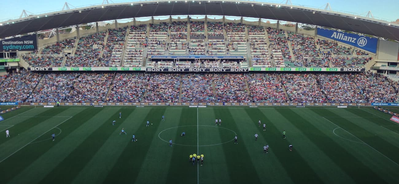 Allianz Stadium Sydney