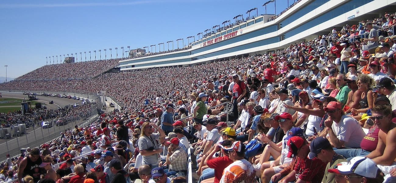 Las vegas motor speedway set for upgrades the stadium Las vegas motor speedway tickets