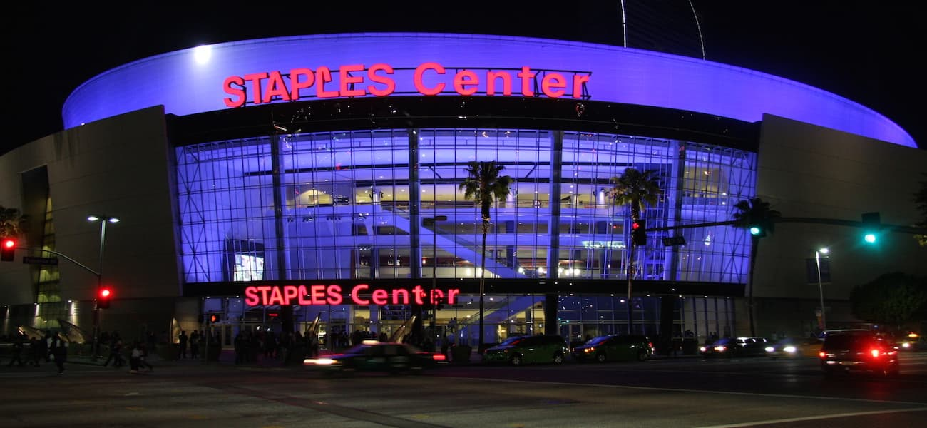 Staples Center Belfor