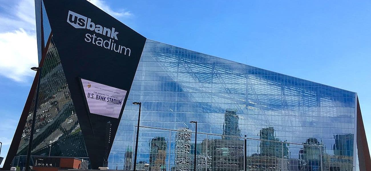 Us Bank Stadium Recognised With Leed Gold Certification The