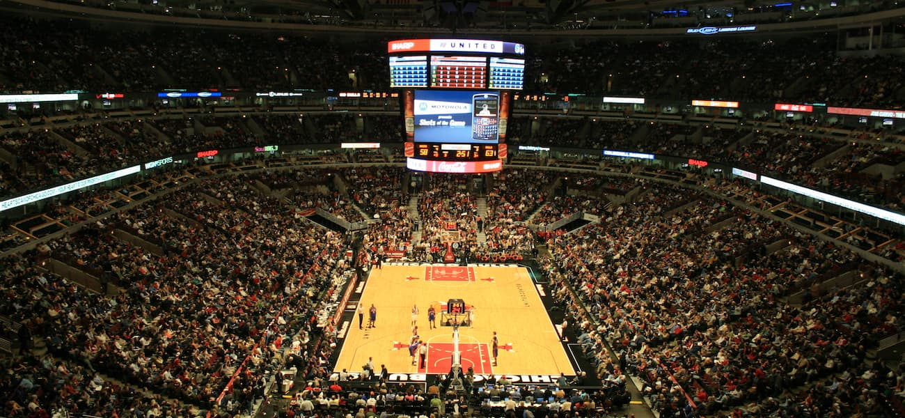 United center to host nba all star in 2020 the stadium business for Business interiors by staples charlotte nc