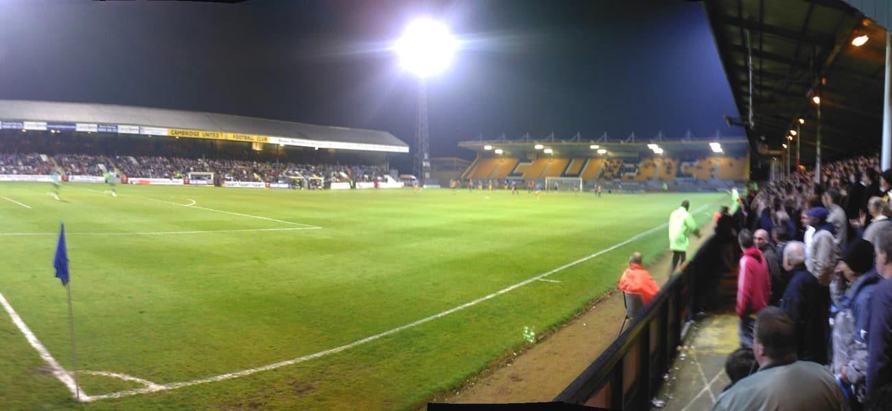 Abbey Stadium Cambridge United