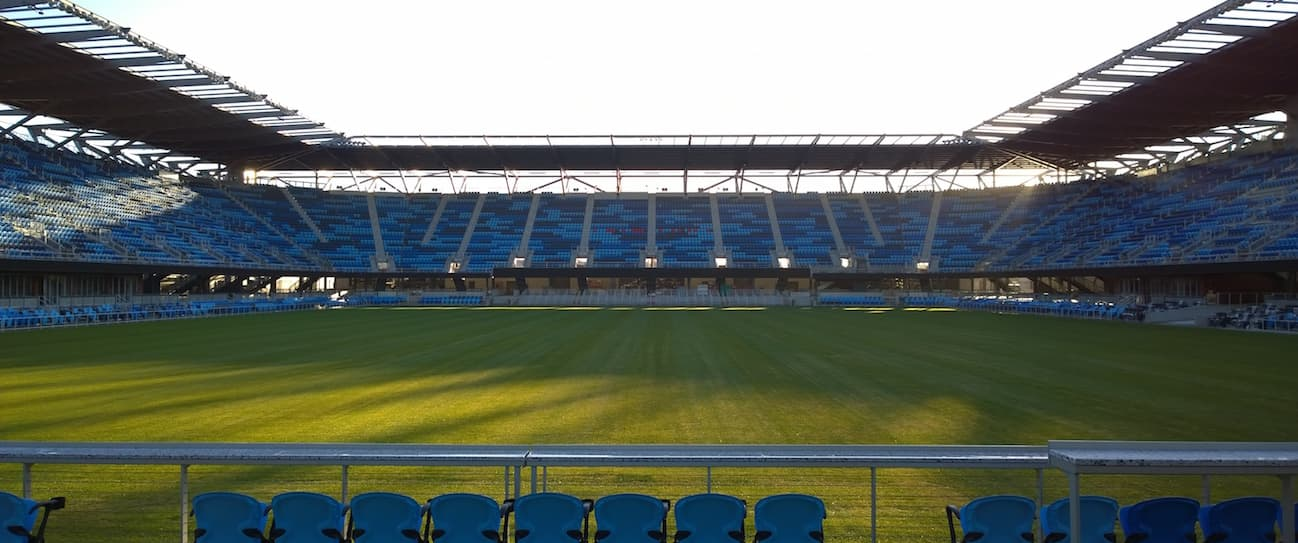 Avaya Stadium Earthquakes