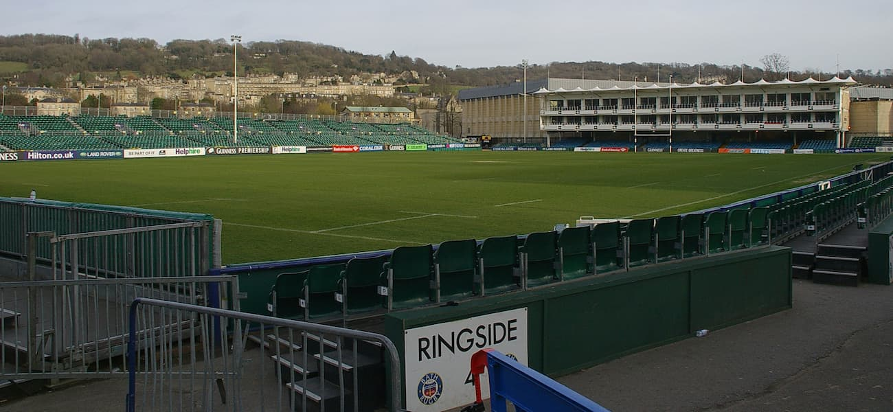 Bath rugby Recreation Ground