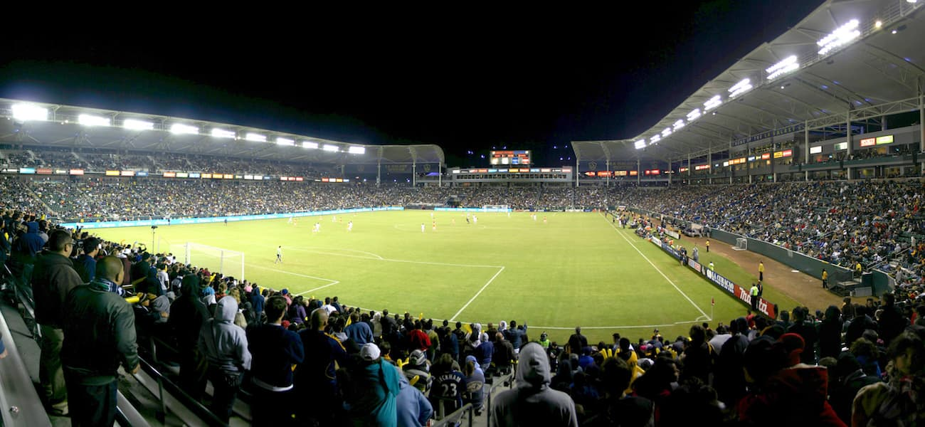 La Galaxy Scores Extension With Constellation Brands The Stadium Business
