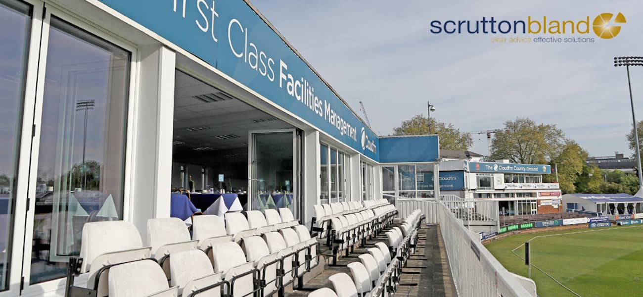 Essex CCC signs first sponsor for Premier Suite - The