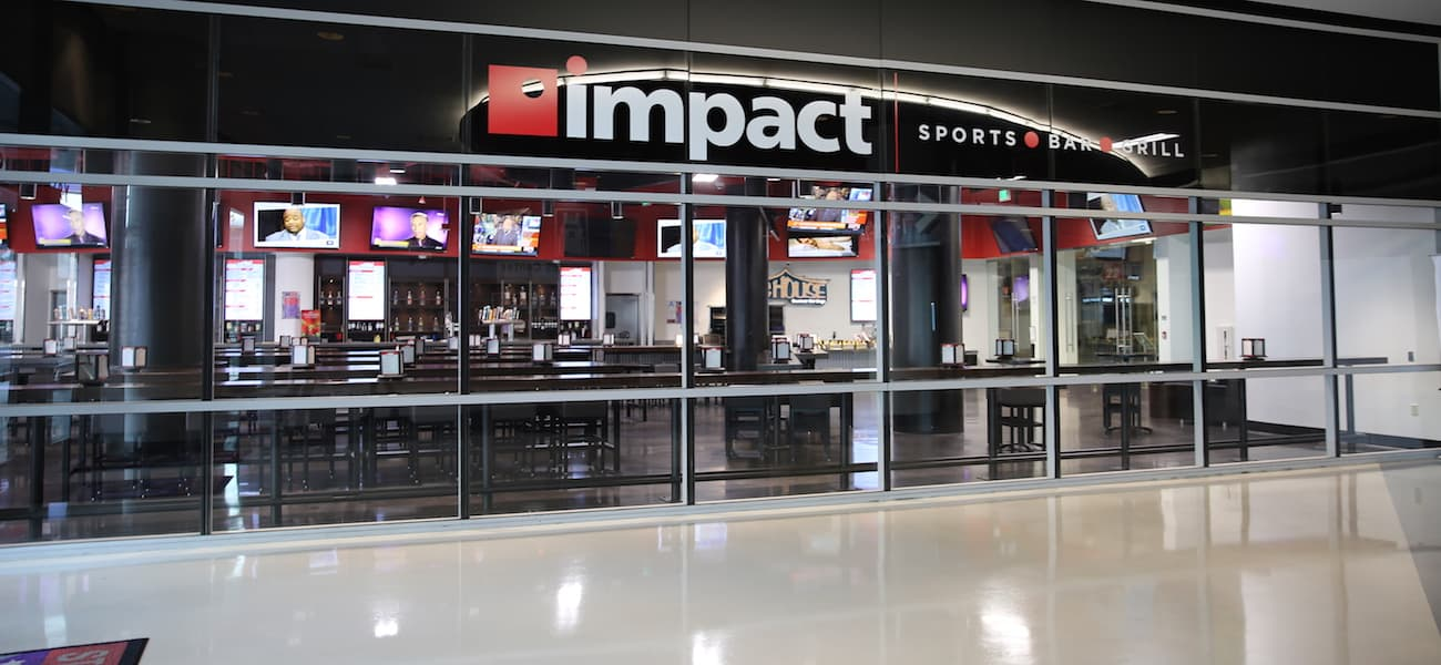 Impact AEG Staples Center