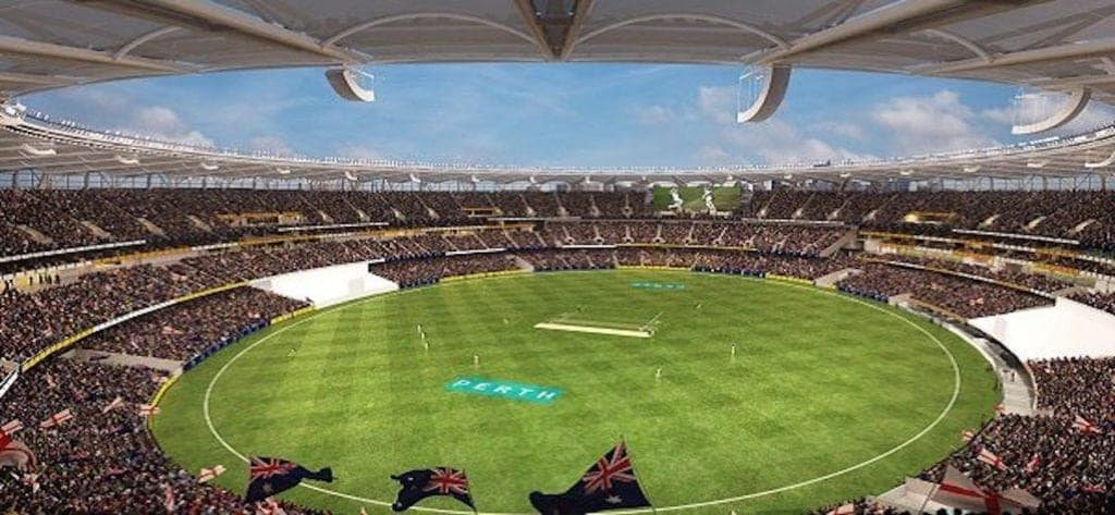 Optus Stadium cricket ICC