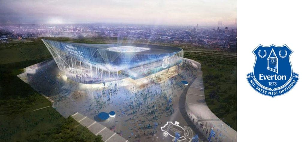 Everton Updates On New Stadium Plans The Stadium Business