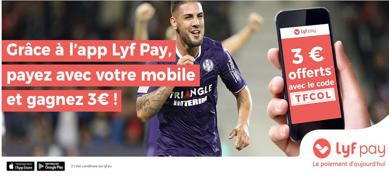Lyf Pay Toulouse