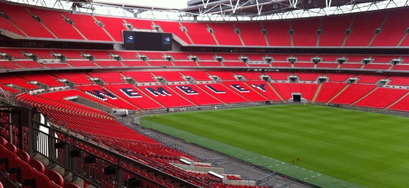 Wembley Stadium Imagineear