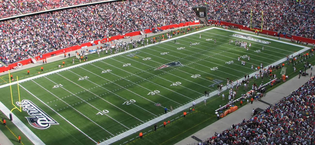 Gillette Stadium Patriots
