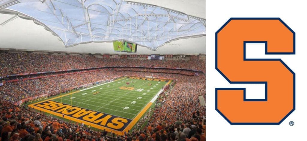 Syracuse University Plans 118m Stadium Revamp The