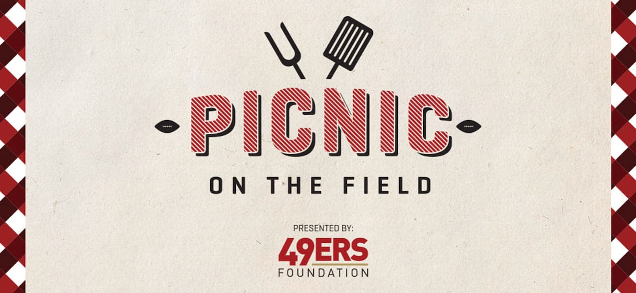Picnic on the Field 49ers
