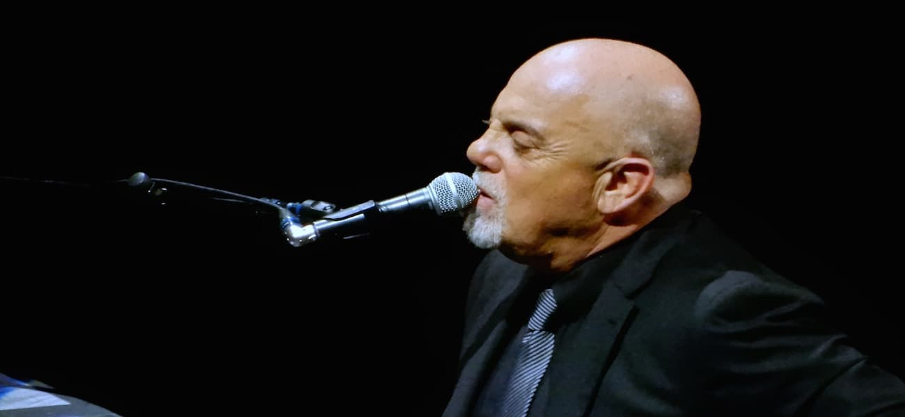 Billy Joel Old Trafford
