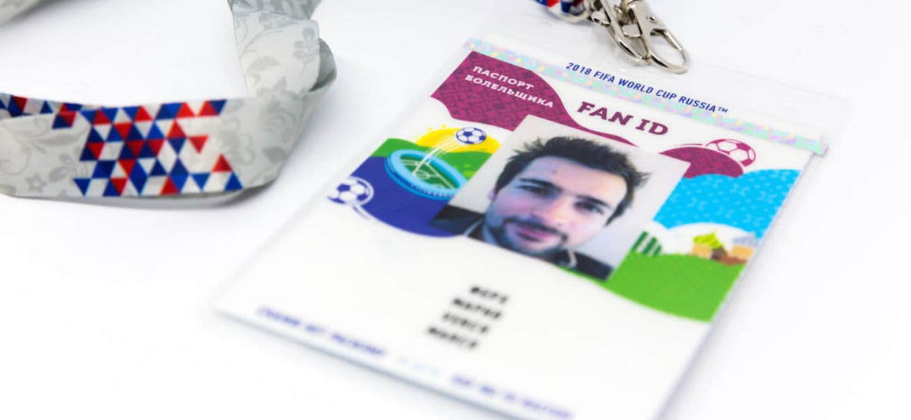 Organisers Of The Qatar  Fifa World Cup Have Said They Could Adopt Russias Fan Id Scheme