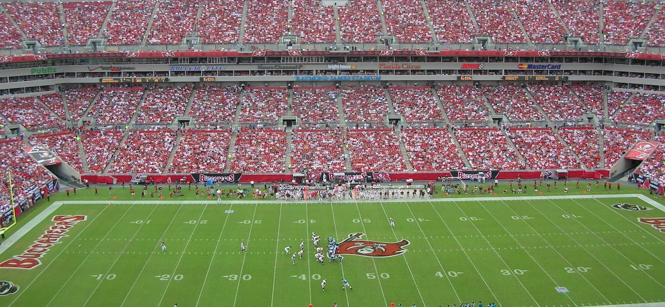 buccaneers top of stadium tech charts the stadium business buccaneers top of stadium tech charts