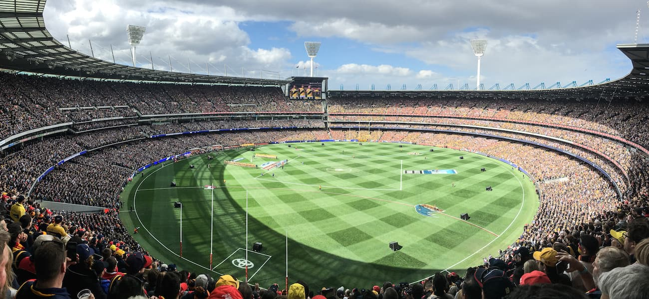 MCG Ticketek