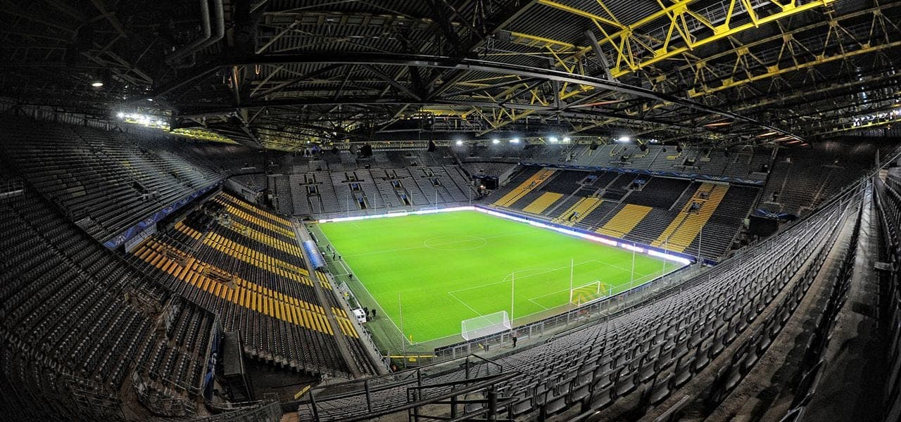 Image result for signal iduna park