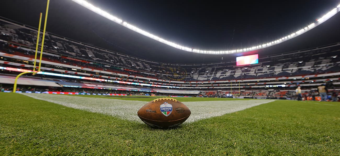 The NFL American football league has confirmed that it will return to  Estadio Azteca as planned in 2019 after this year s game at the Mexico City  stadium ... e3493f4d911