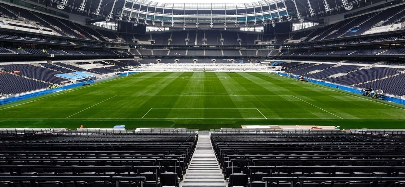 49504f60e45a Tottenham Hotspur has been boosted by positive feedback from fans after the  first major test event for its new stadium was held yesterday (Sunday).