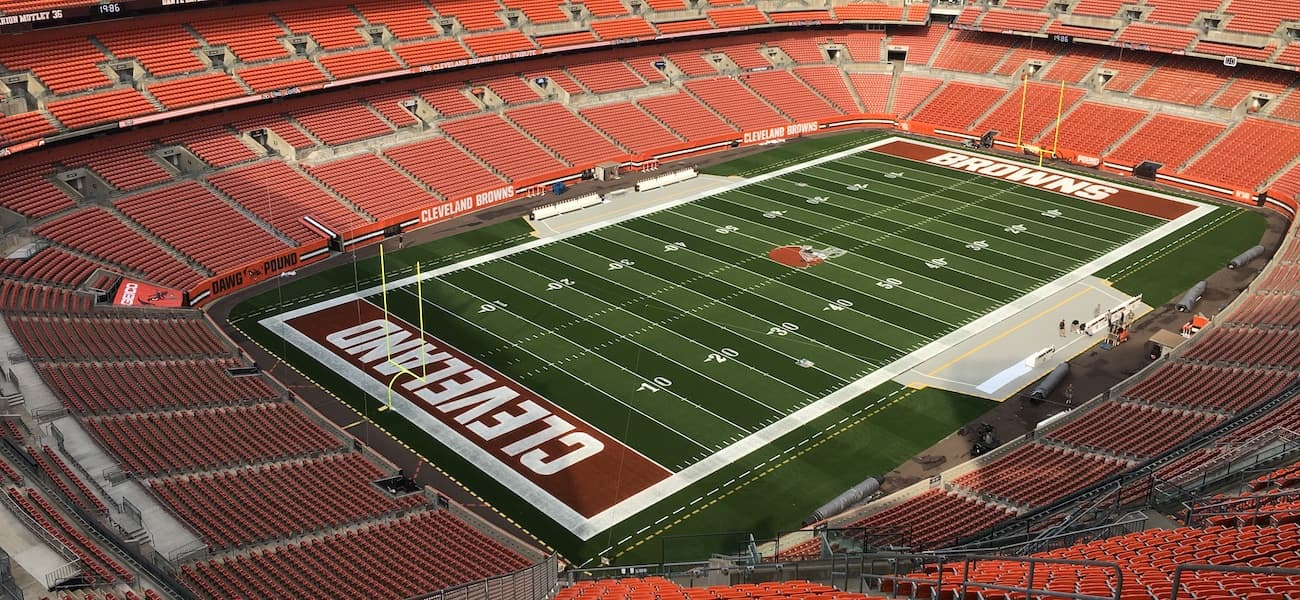 Christmas At Firstenergy Stadium 2021 Cleveland Browns Commit To Stadium Site The Stadium Business