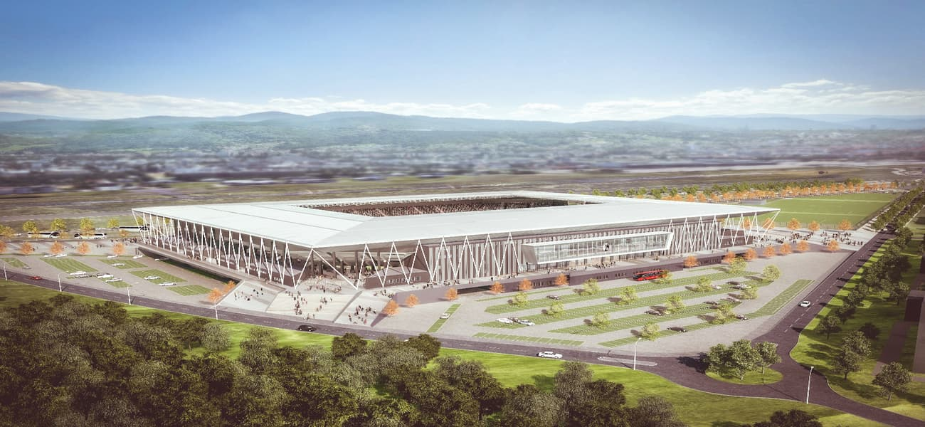 Freiburg overcomes opposition to stadium project - The ... on black forest, zürich, lake constance,